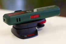Bosch PLL 1P Linienlaser Praxistest - Zusatzfunktionen und Zubehör